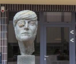 John Lennon skulptūra