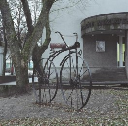 Dviračių muziejus