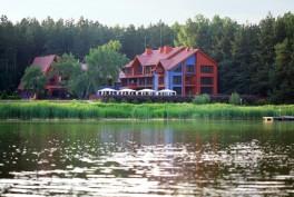 Nemuno slėnis viešbutis - restoranas