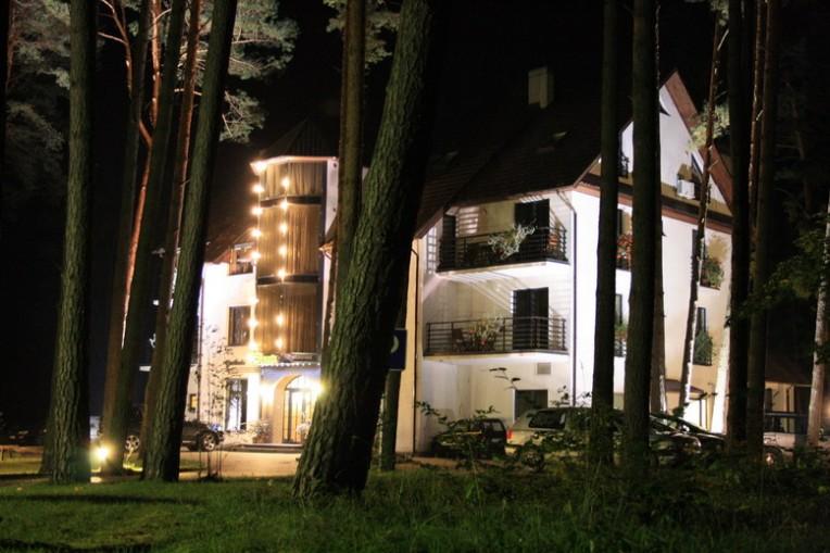 Viešbutis - Restoranas SONATA
