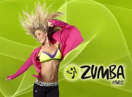 ZUMBA fitness Kaune Ballare šokių studijoje