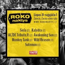 "Festivalis ""Roko naktys"""