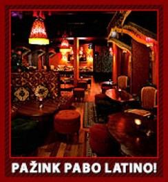 """Pabo Latino"" naktinis klubas"