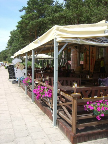 Vasaros kavinė SunMeri