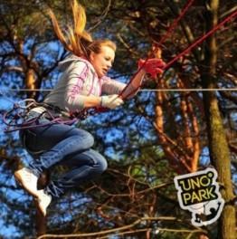 UNO Park nuotykiai Vilniuje