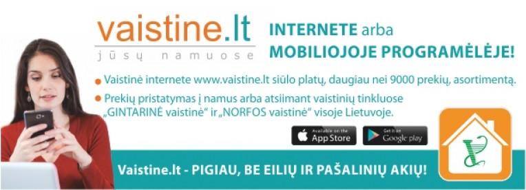 Vaistinė internete vaistine.lt