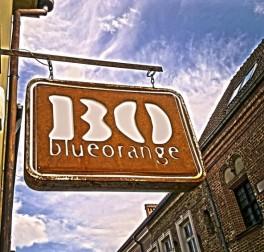 """BLUE ORANGE(B.O)"""