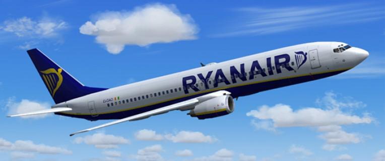 Informacija apie Ryanair bagažo gabenimo taisykles ir apribojimus