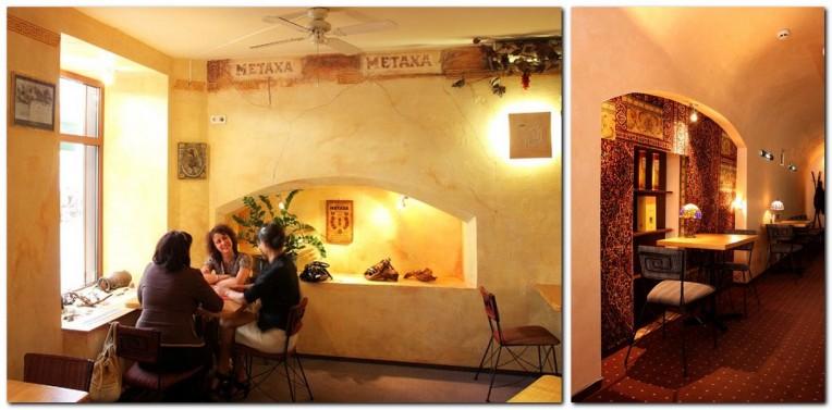 "Restoranas ""Spyros Metaxas Talk and Drink"""