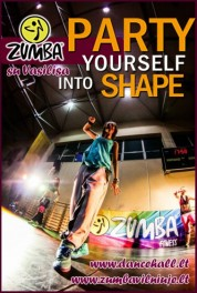 Zumba treniruotės Vilniuje