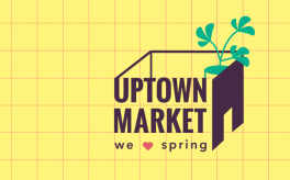UPTOWN MARKET (We ♥ Spring) | NEMOKAMAI