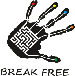 Užduočių kambarys Break Free