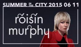 ROISIN MURPHY koncertas