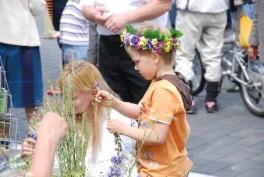 Žolynų turgus 2015 Vilniuje