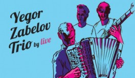 SUMMER WARM UP: Yegor Zabelov Trio LIVE