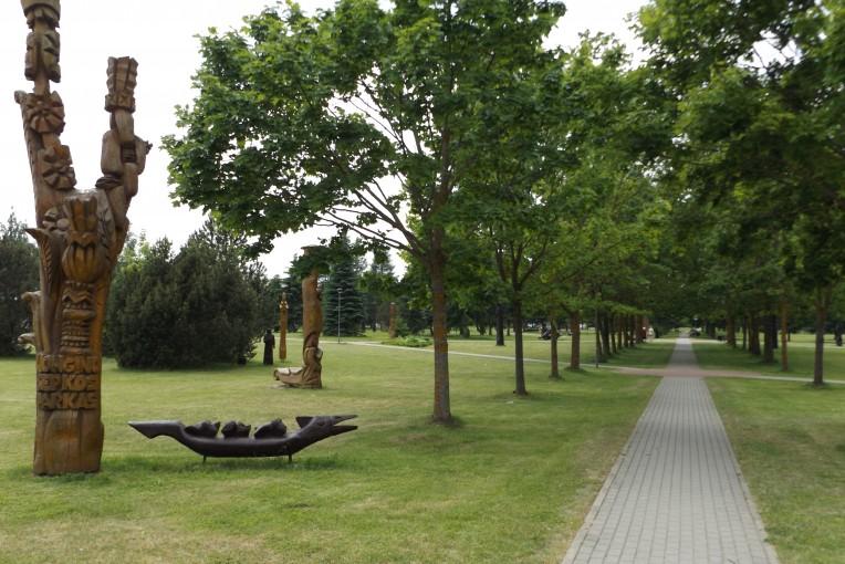 Rokiškio miesto Liongino Šepkos parkas