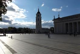 Katedros aikštė Vilniuje