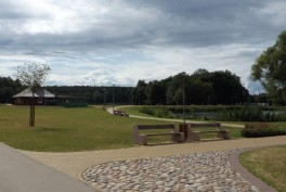 Vijūnėlės parkas Druskininkuose