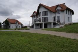 Šalia Vilniaus Užukenės vila
