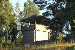 Šeimyniškėlių piliakalnis Anykščiuose