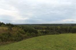 Svirnų (Žiogų) piliakalnis Anykščių rajone