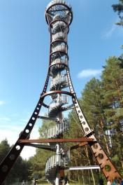 Labanoro (Mindūnų) apžvalgos bokštas