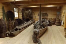 Molėtų krašto žvejybos muziejus