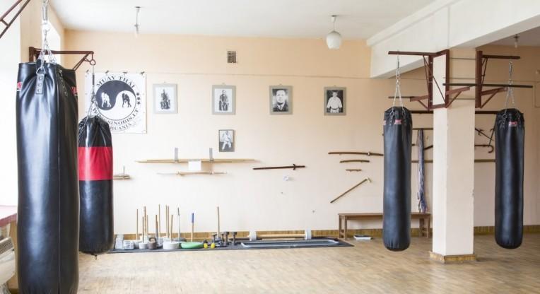 Muay Thai treniruotės Vilniuje