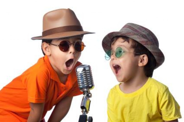 "Vaikų dainos festivalis ""Pampers singers"""