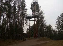 Merkinės apžvalgos bokštas