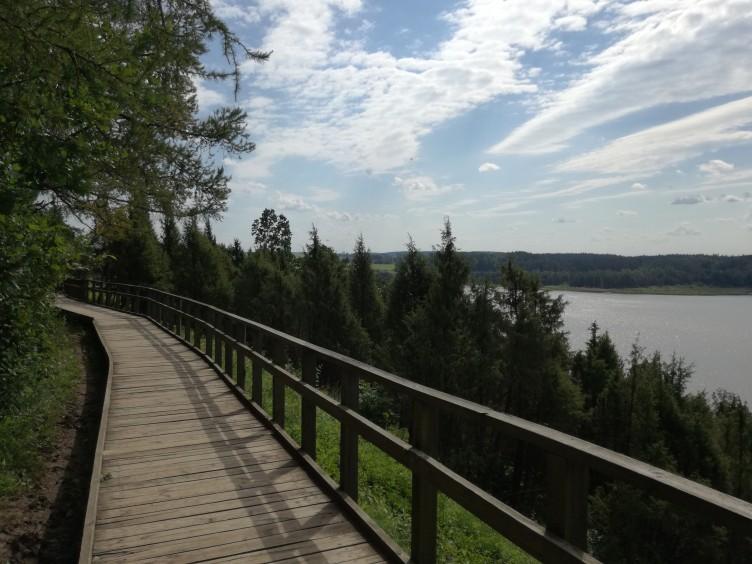 Kadagių slėnis (Arlaviškių pažintinis takas) Kaune