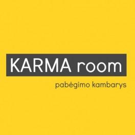 KARMA room pabėgimo kambarys