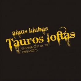 Alaus klubas TAUROS LOFTAS