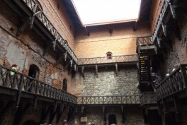 Muziejus Trakų pilyje
