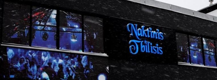 """""""Naktinis Tbilisis"""" naktinis klubas"""