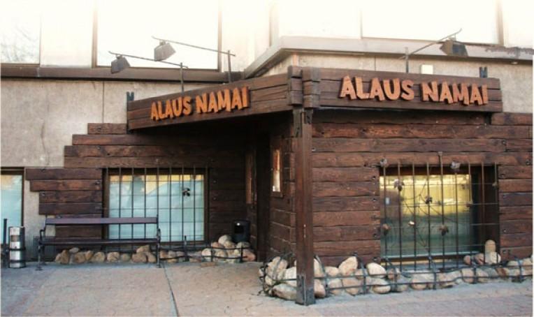 """Alaus baras """"ALAUS NAMAI"""""""