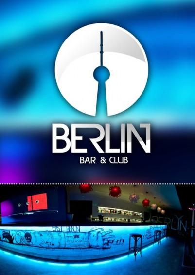 """Kokteilių Baras """"Berlin"""""""