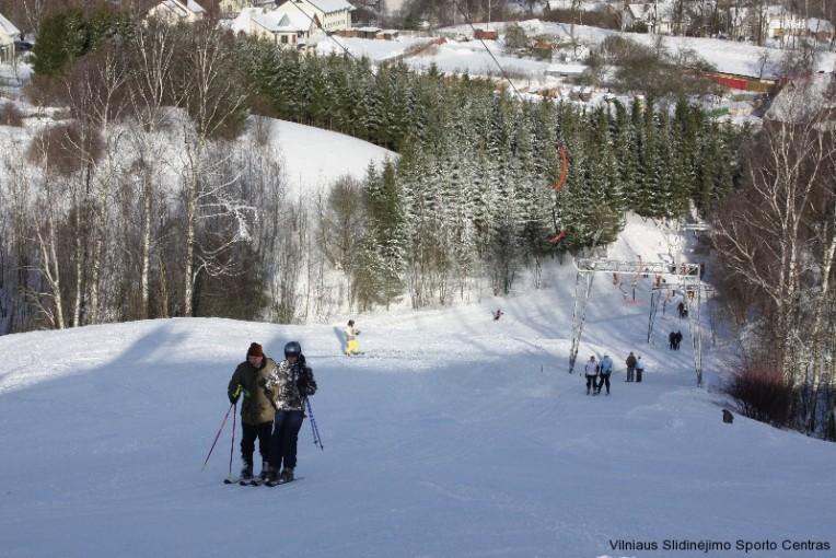 Vilniaus slidinėjimo sporto centras