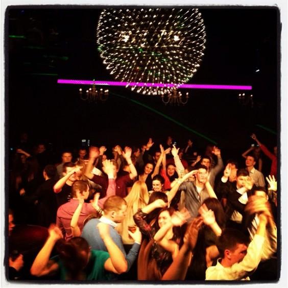 EXIT klubas Vilniuje