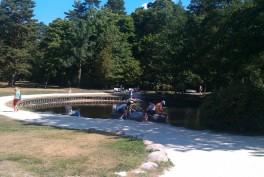 Palangos Birutės botaninis parkas