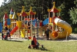 Vaikų parkas Palangoje