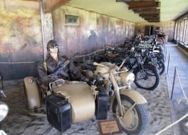 Senovinių motociklų muziejus
