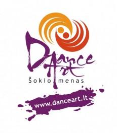 "Šokių studija ""Dance Art"" kviečia šokti"